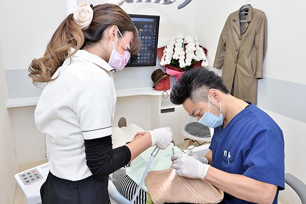 大切な歯が守れる